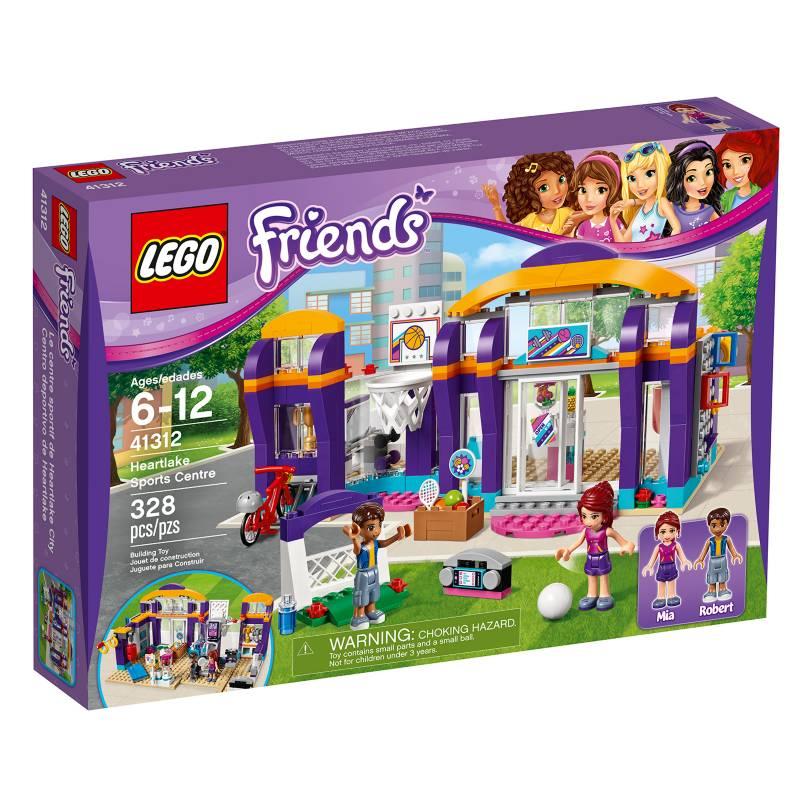 Lego - Centro Deportivo de Heartlake