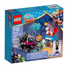 Lego - DC Super Hero Girls -  Tanque De Lashina
