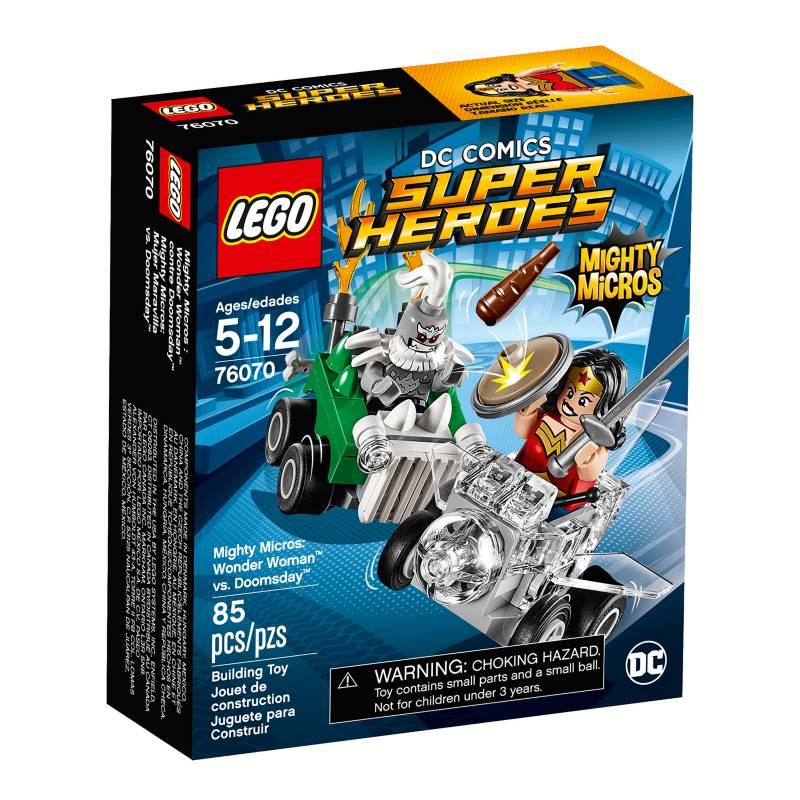 Lego - Mighty Micros: Wonder Woman Vs. Doomsday