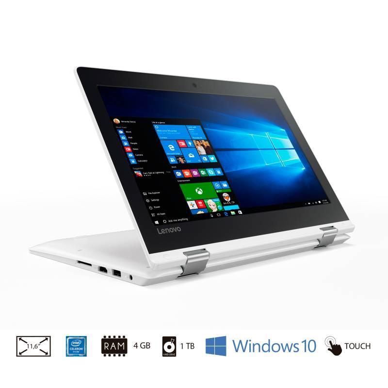 "Lenovo - Convertible 11,6"" Celeron 4GB 1T | Yoga 310-11IAP"