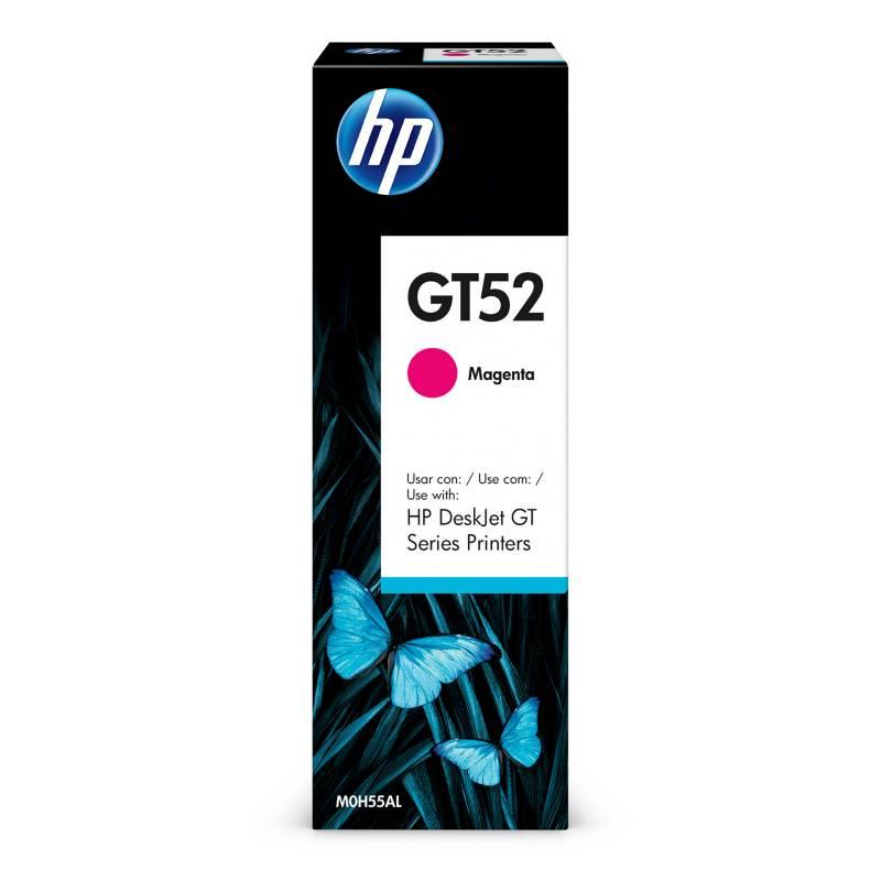 HP - Botella de tinta magenta HP GT52 (M0H55AL)