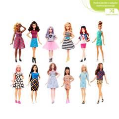 Barbie - Barbie Fashionista Figura Aleatoria