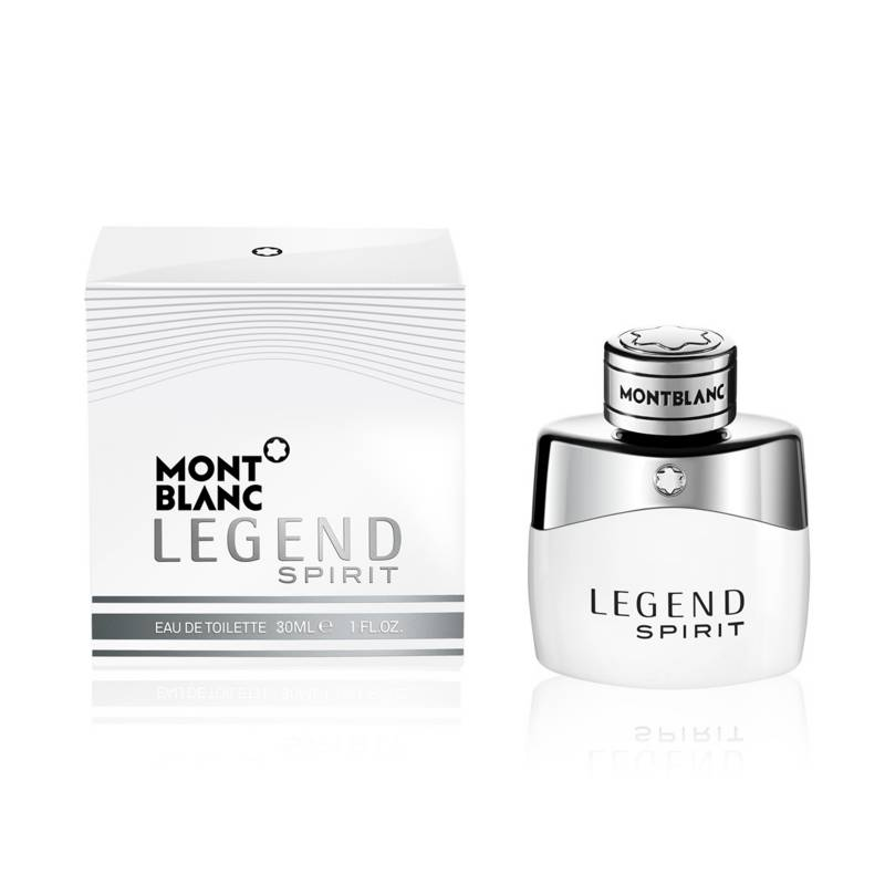 Montblanc - Perfume Montblanc Legend Spirit Hombre 30 ml EDT
