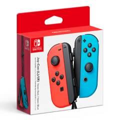 Nintendo - Control Joy-Con (L/R) Azul/Rojo para Consola Switch