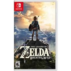Videojuego Legend of Zelda: Breath of the Wild