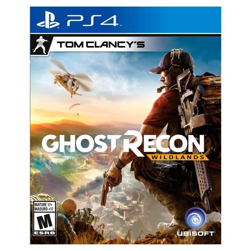 Sony - Videojuego Ghost Recon Wildlands Limited E