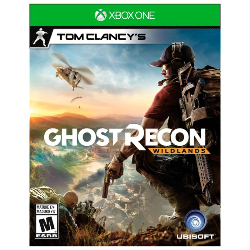 Xbox - Videojuego Ghost Recon Wildlan Limited E
