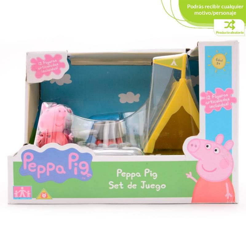 Peppa Pig - Set de Juego