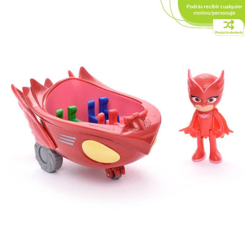 PJ Masks - Vehículo Figura Surt