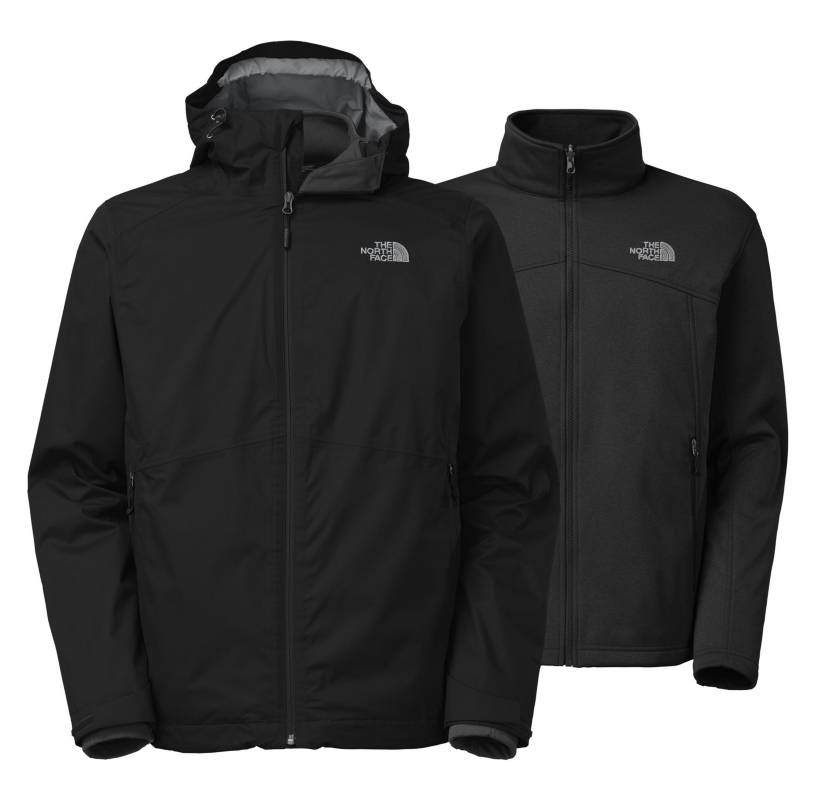 The North Face - Chaqueta Impermeable Triclimate