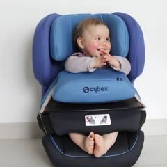 Cybex - Silla de Carro Juno-Fix Azul
