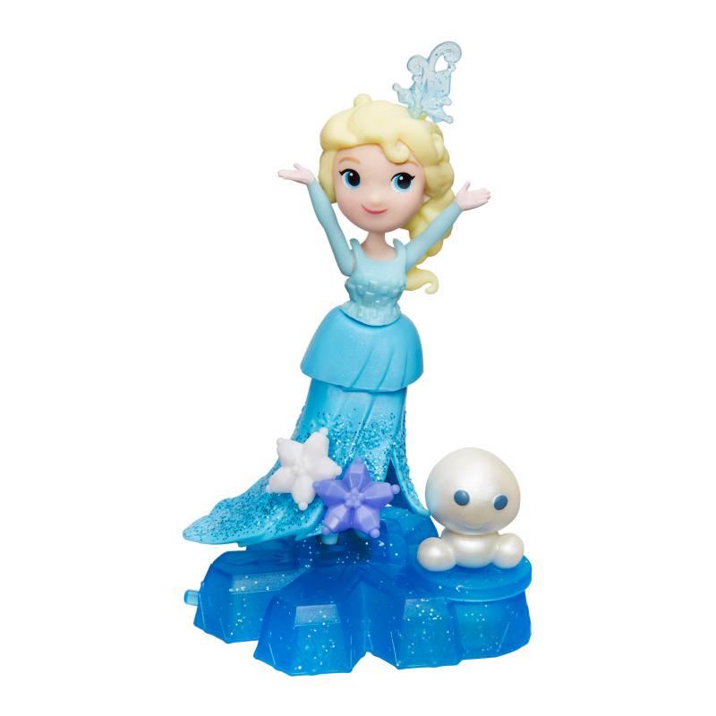 Disney - Frozen Pequeño Reino Desliza y Gira