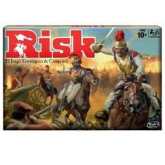 Hasbro Games - Juego de Mesa Risk Estrategia