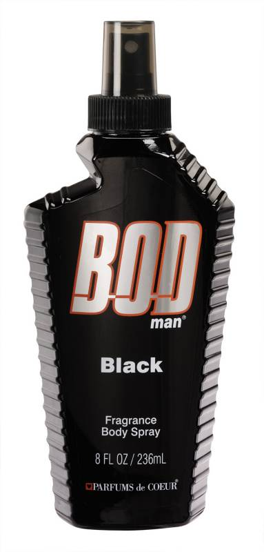 Bod Man - Body Spray Black