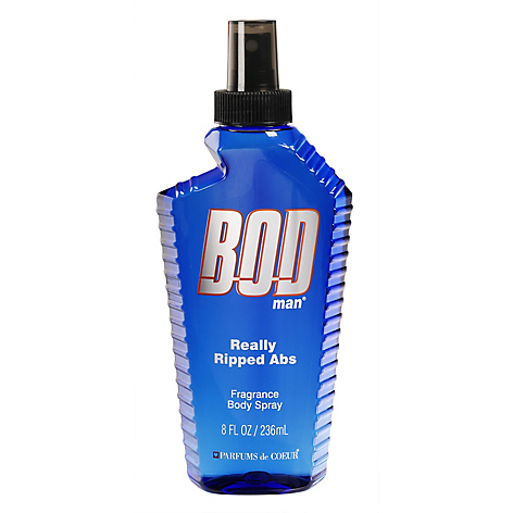 Body Spray Really Ripped Abs