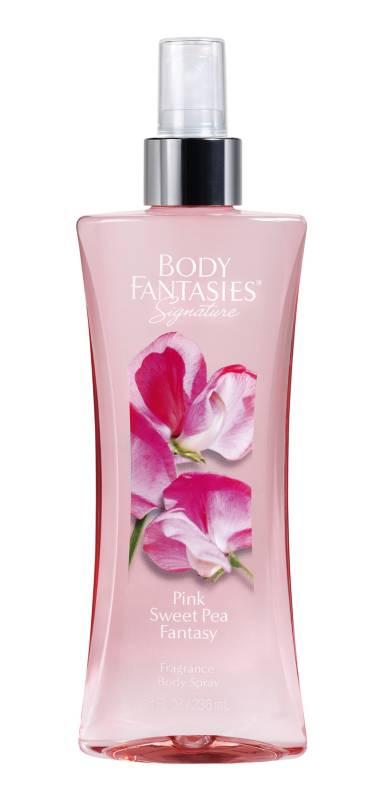 Body Fantasies - Body Spray Pink Sweet Pea