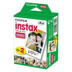 Papel Fotográfico INSTAX X20