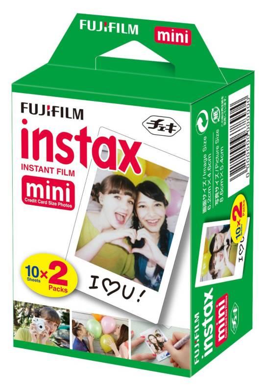 Fujifilm - Papel Fotográfico INSTAX X20