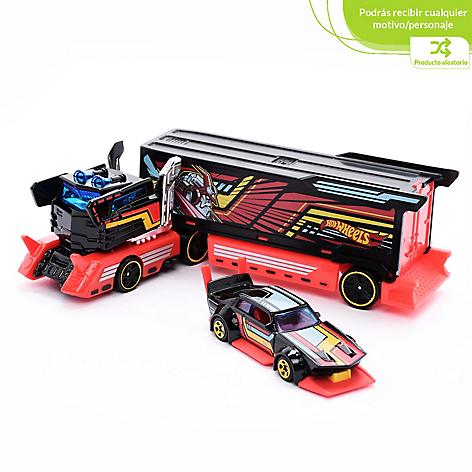 7514b1d6551 Hot Wheels Camión Transportador - Falabella.com
