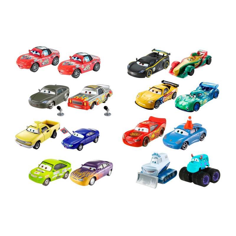 Cars - Personajes Pack Por 2