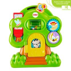 Fisher Price - Juguete Actividades Animales