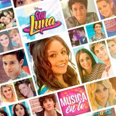 Soy Luna - CD Soy Luna Música en Ti