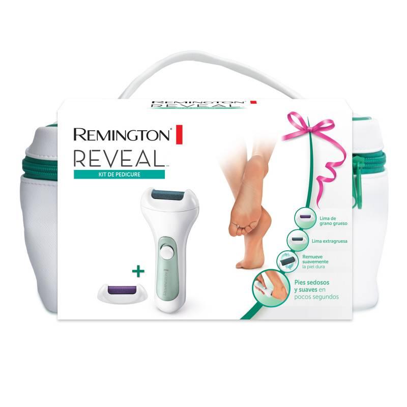 Remington - Kit de Pedicure Reveal