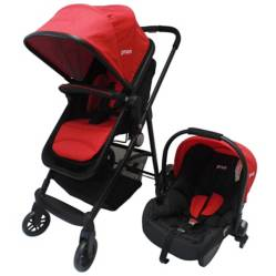 Coche Travel System Capri