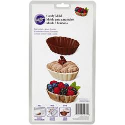 Molde Chocolate Canasta