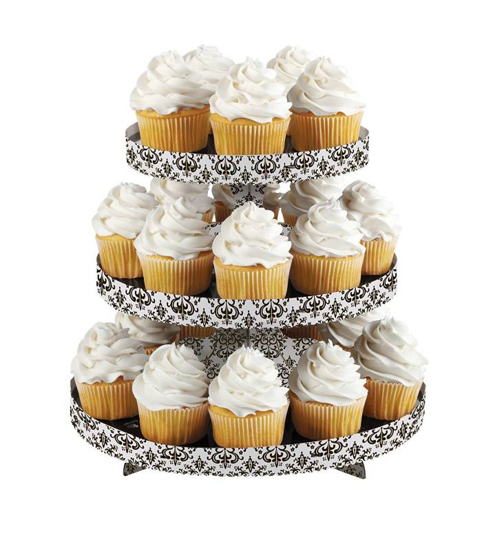 Wilton - Soporte Arabesco Cupcakes