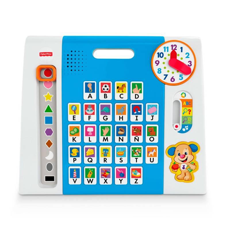 Mattel - Panel de Aprendizaje