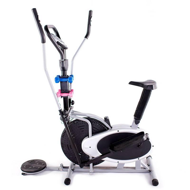 Sportfitness - Elíptica de Banda con Twister- 60060