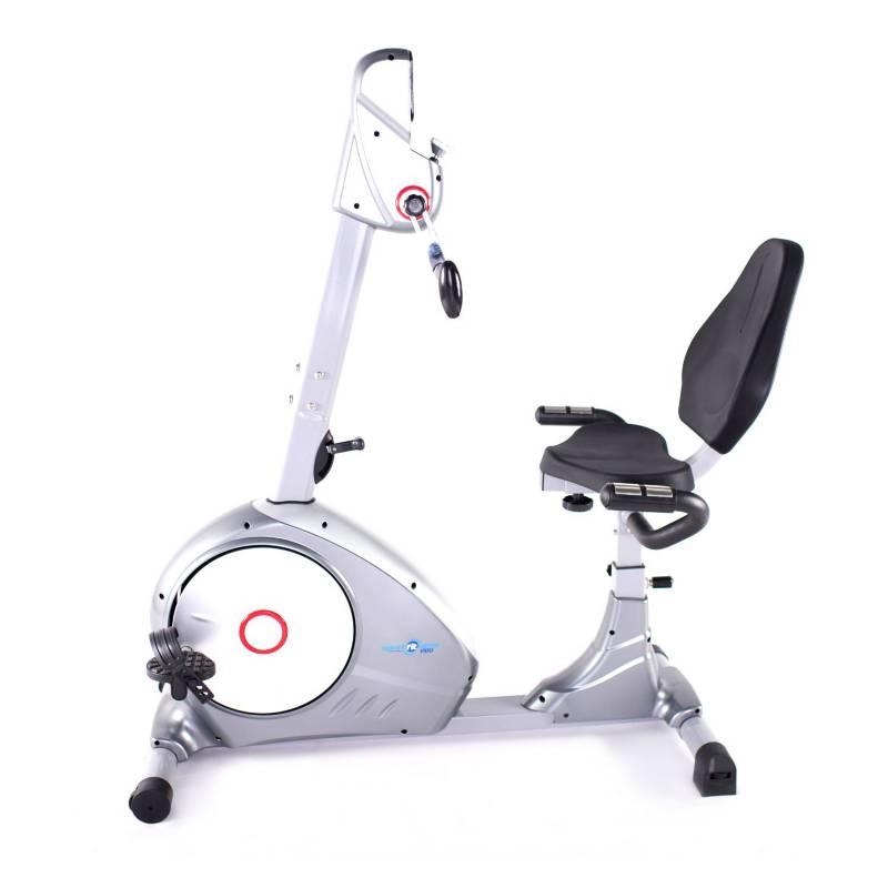 Sportfitness - Bicicleta Recumbent Magnética Manual Krank Cycle - 70306
