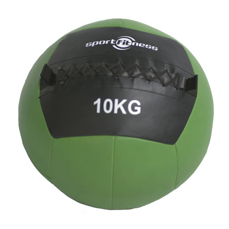 Sportfitness - Balón de peso 10 kg 71297