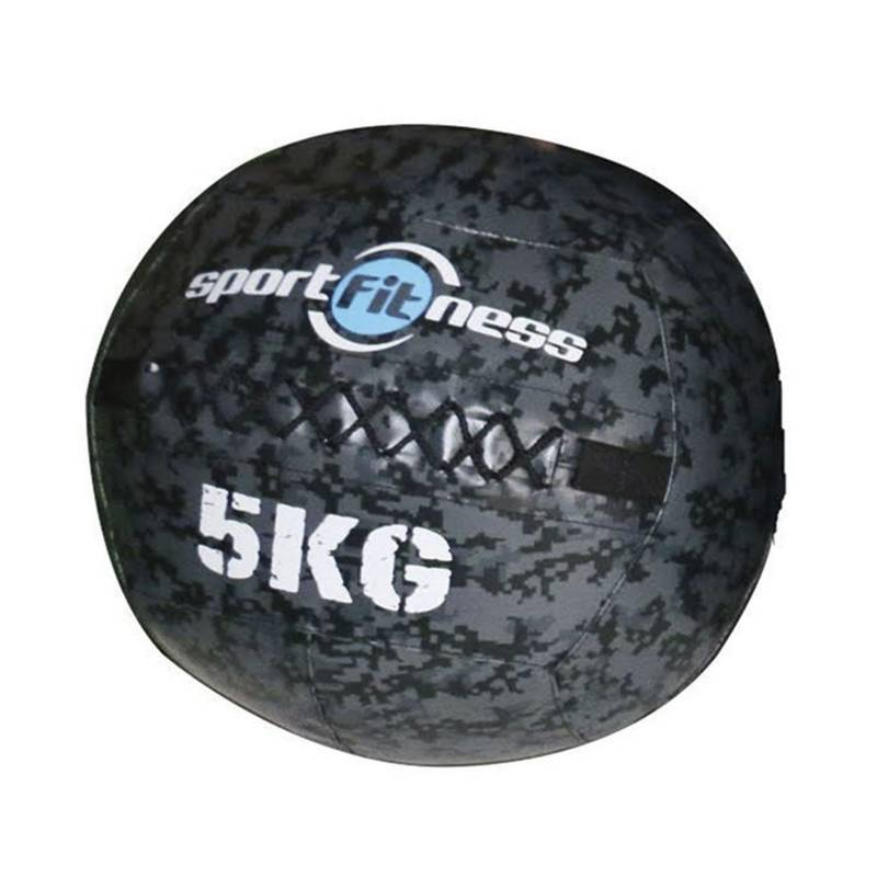 Sportfitness - Balón de Peso 5 Kg