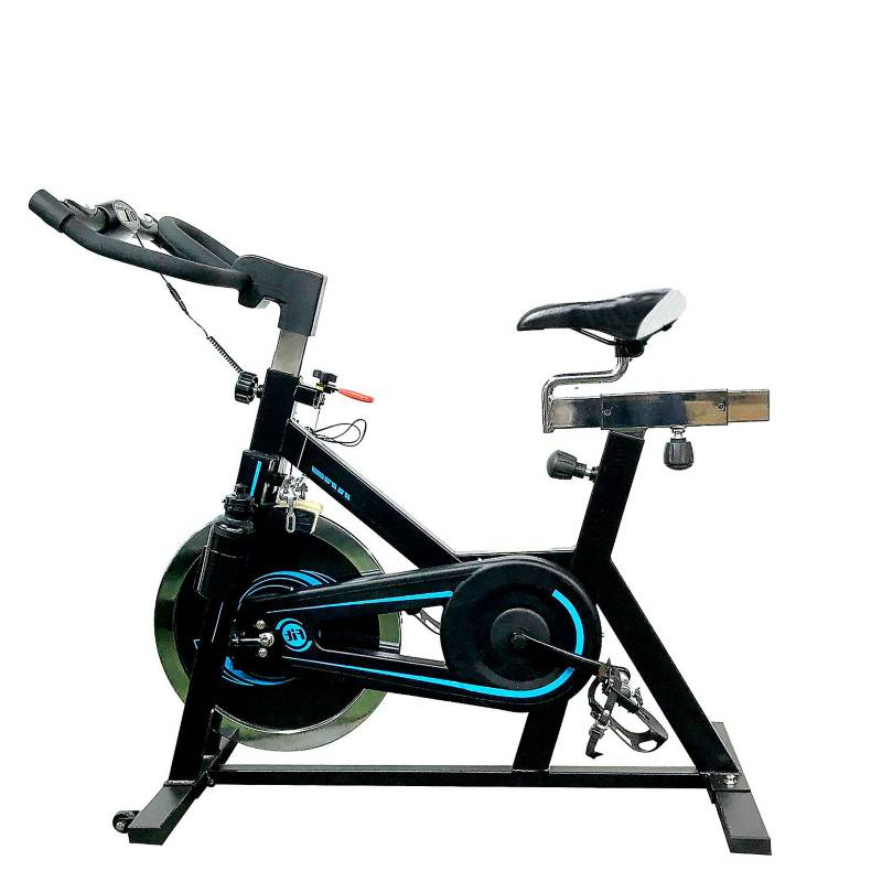 Sportfitness - Bicicleta Spinning de cadena Genoa-60032