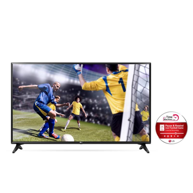 "LG - LED 43"" Full HD Smart TV|43LJ550T"
