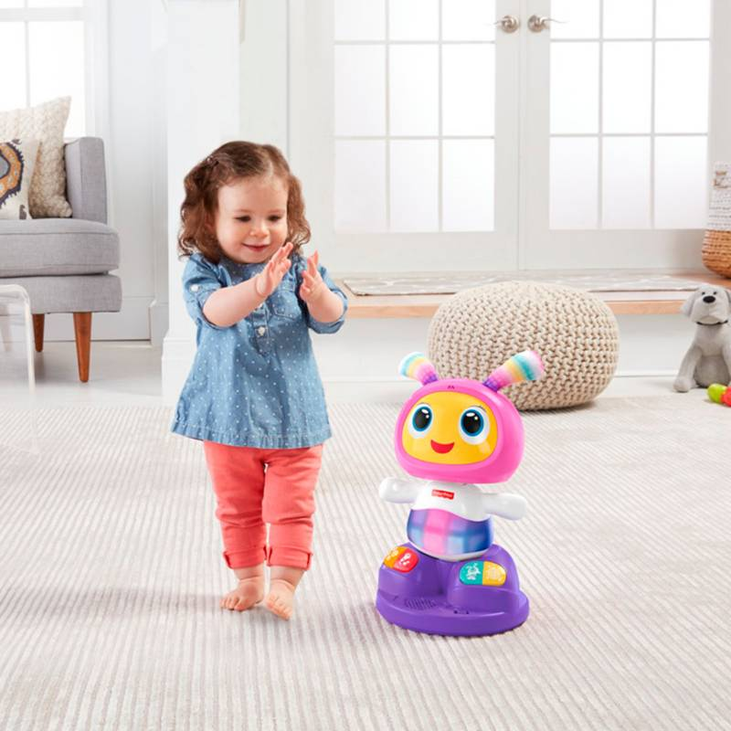Fisher Price - Juguete de bebé Fisher Price Bel Bot 360°