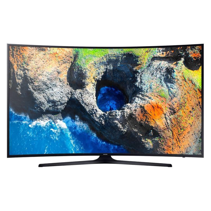 "Samsung - LED Curvo 49"" Smart TV 4K Ultra HD|UN49MU6300 (copia)"