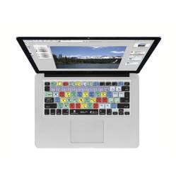 """KB Covers - Protector de Teclado para Macbook Pro/Air 13"""", 14"""" y 15"""" -Atajos Adobe Photoshop"""