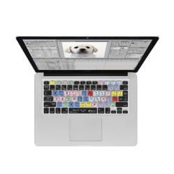 """KB Covers - Protector de Teclado para Macbook Pro/Air 13"""", 14"""" y 15""""-Atajos Adobe After Effects"""