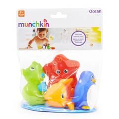 Munchkin - Animales Marinos