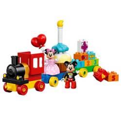 Tren Desfile De Cumpleaños De Mickey Y Minnie