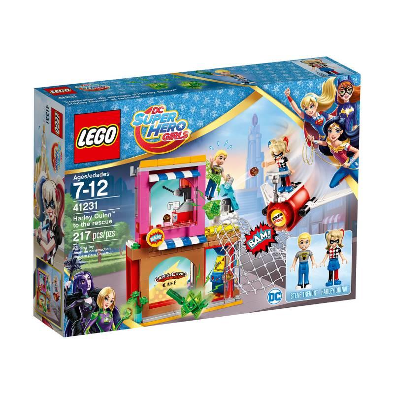 Lego - Harley Quinn al Rescate