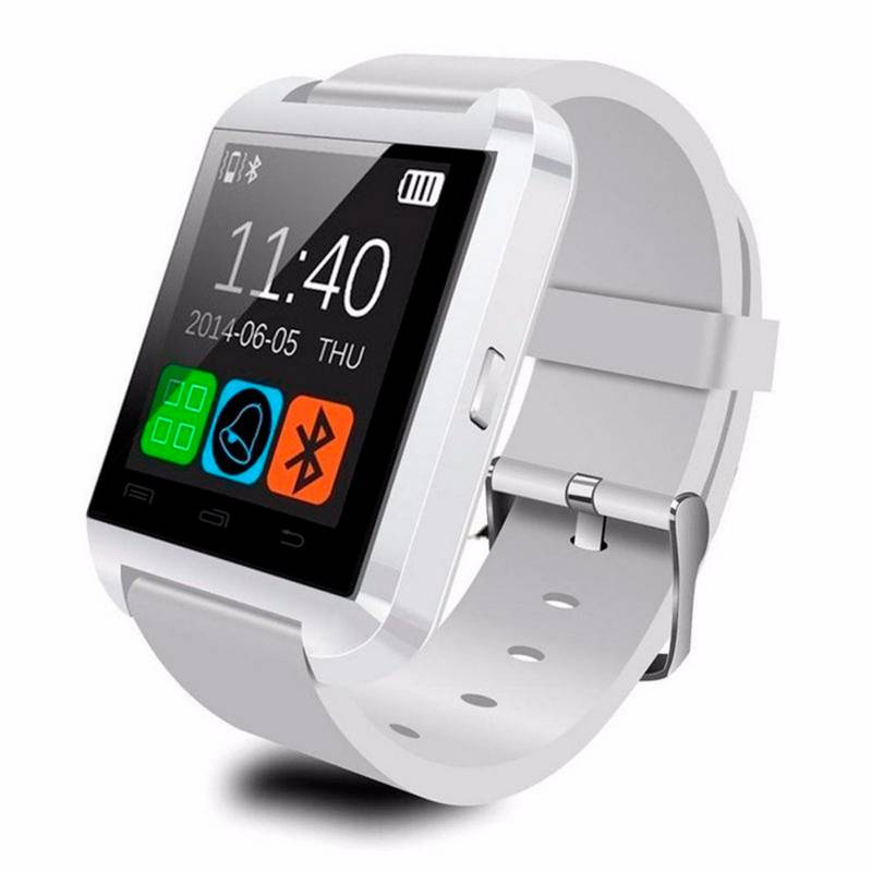 Smartwatch - Smartwatch U8 Bluetooth Blanco