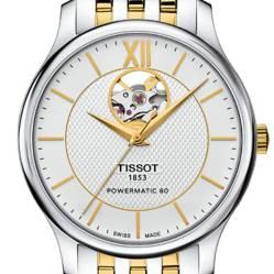 Tissot - Reloj Tradition Powermatic 80