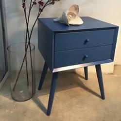 Mesa de Noche ANI Azul