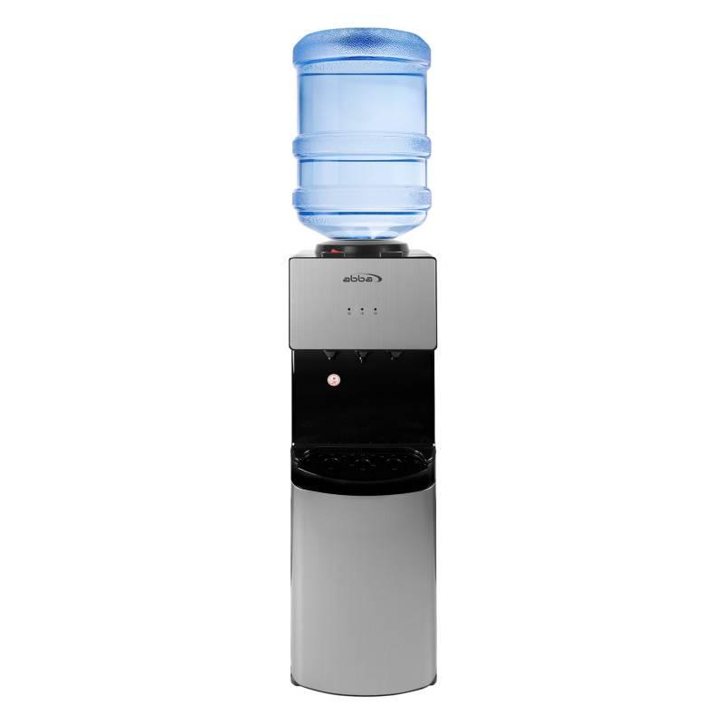Abba - Dispensador de Agua Fría y Caliente DA 1637SW B