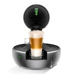 Dolce Gusto - Cafetera Drop Silver