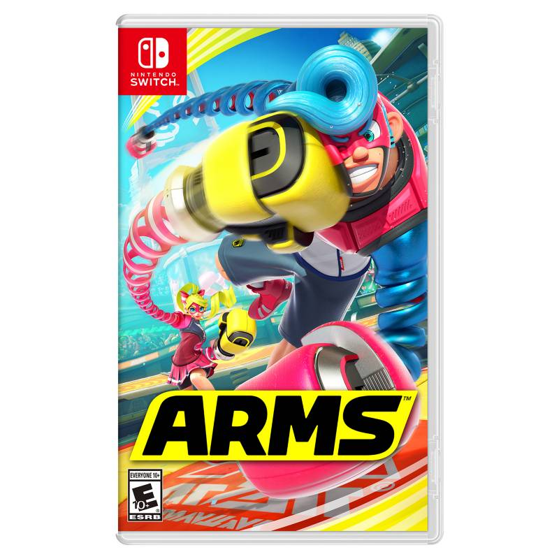 Nintendo - Videojuego Arms